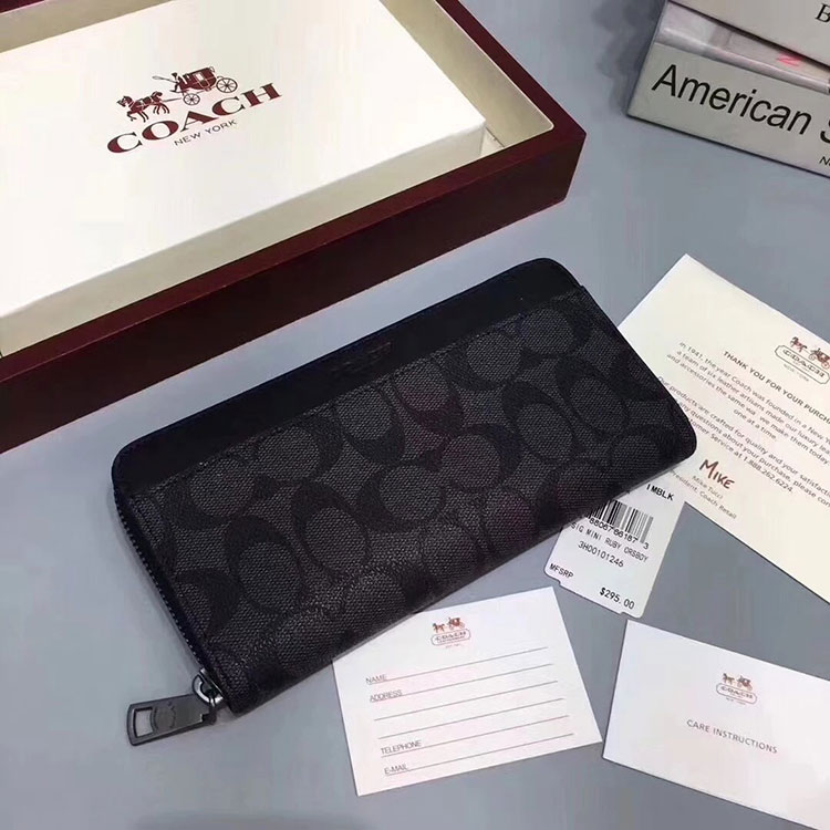 coach 長財布コピー 彼女プレゼント 人気